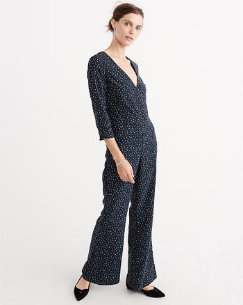 ANF Wrap Jumpsuit