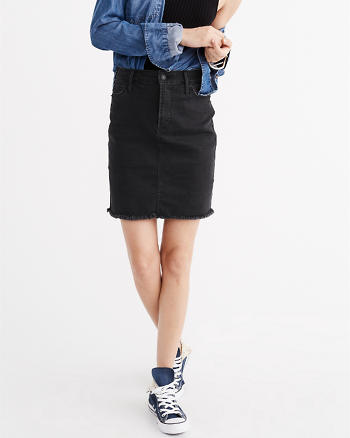 ANF Denim Pencil Skirt