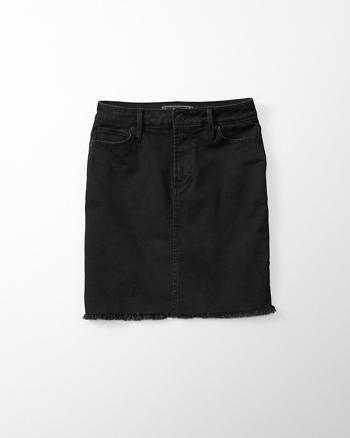 ANF Denim Pencil Skirt
