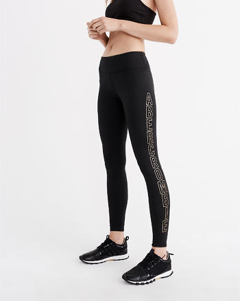 ANF Active Graphic Leggings