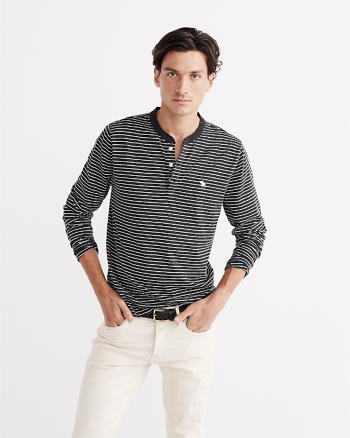 ANF Icon Henley