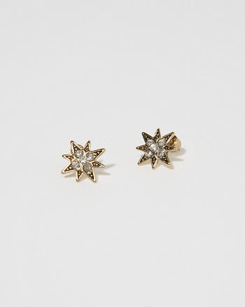 ANF Star Stud Earrings