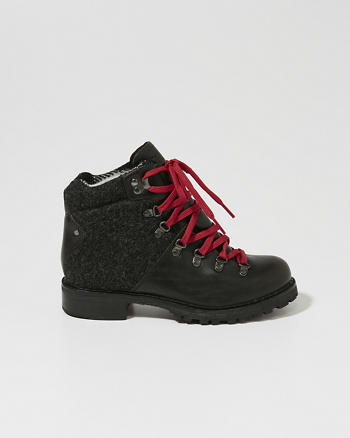 ANF Woolrich Rockies Boot