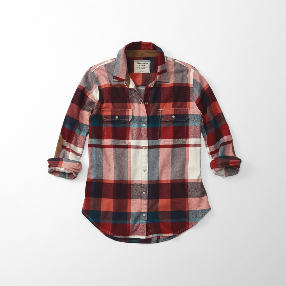 Heavyweight Flannel Shirt Jacket