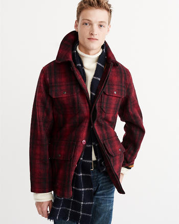 ANF Woolrich Classic Hunt Coat