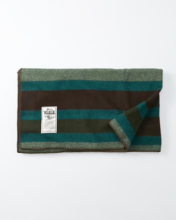 ANF Woolrich Rough Rider Blanket
