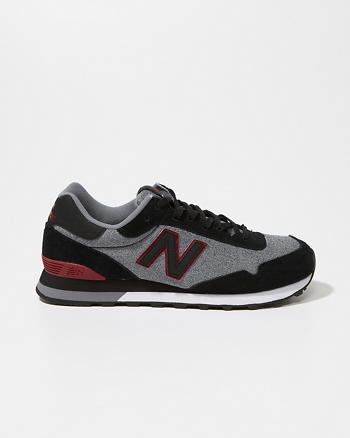 ANF New Balance Heathered 515 Sneakers