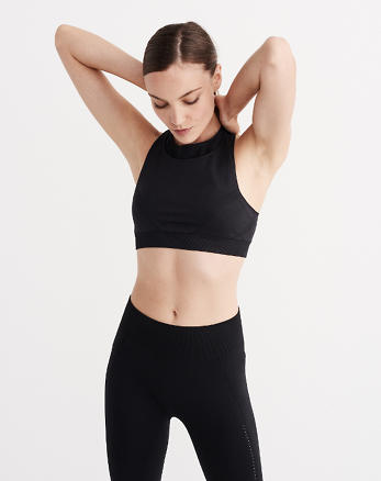 ANF Active Seamless Sports Bra