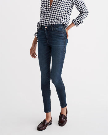 ANF Renew High Rise Super Skinny Jeans