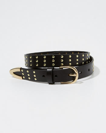 ANF Studded Belt
