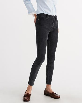 ANF Super Skinny Corduroy Pants