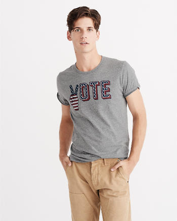 ANF Vote Graphic Tee