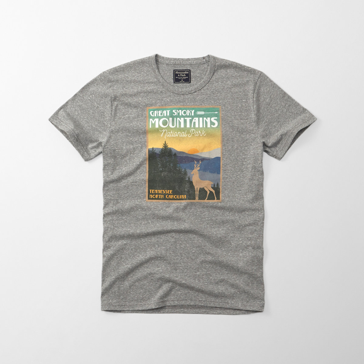 National Park Graphic Tee