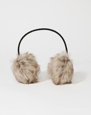ANF Faux Fur Earmuffs