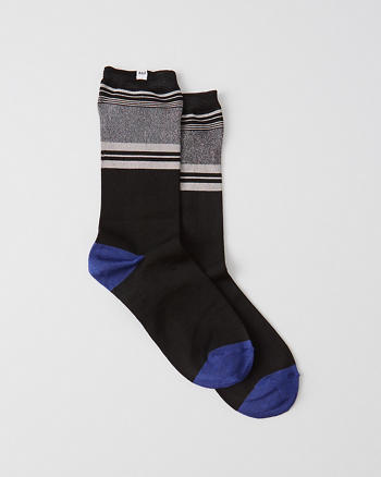 ANF Shine Patterned Socks