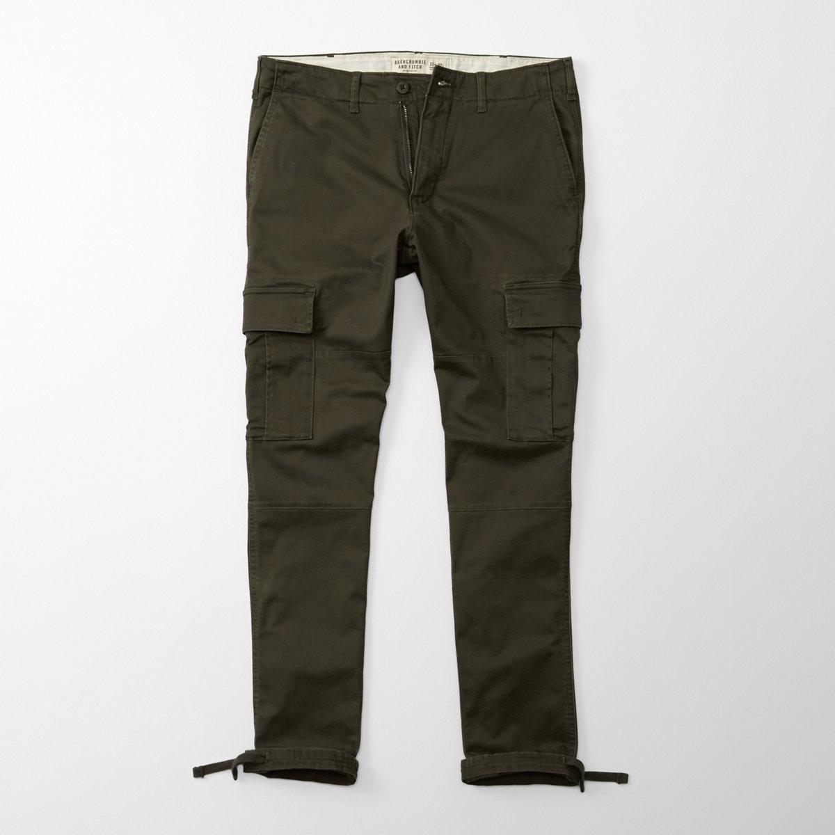 Athletic Skinny Cargo Pants