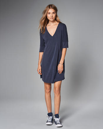 ANF T-Shirt Dress