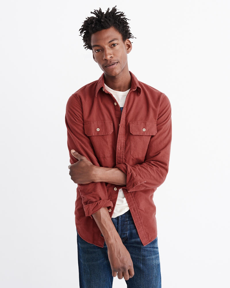 Chamois Shirt Mens Images Rocawear Shoes For Men