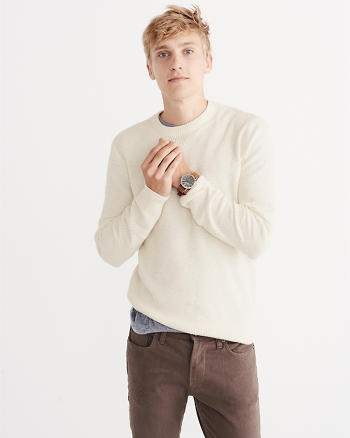 ANF Cotton Crew Sweater