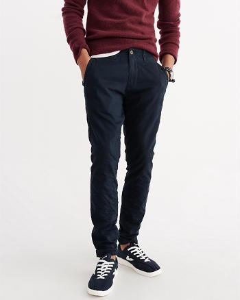 ANF Super Skinny Chino Pants
