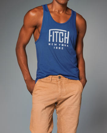 ANF Logo Graphic Tank
