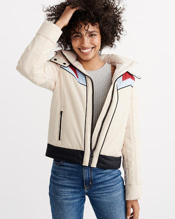 ANF Retro Ski Jacket