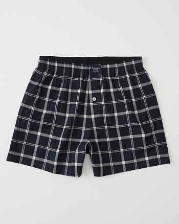 ANF Stretch Woven Boxers