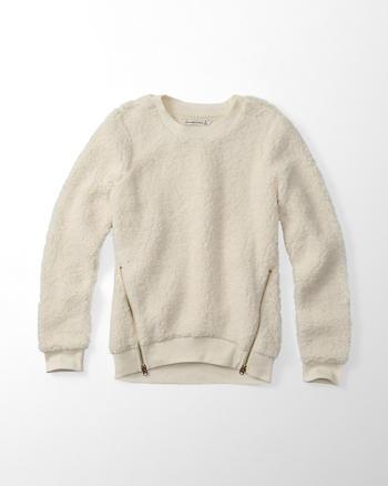 ANF Tunic Crew Sweatshirt