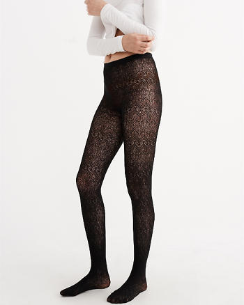 ANF Patterned Tights