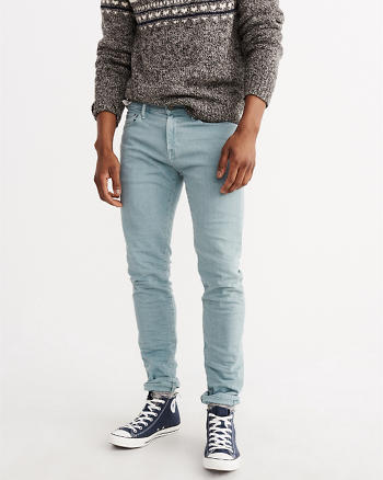 ANF Colored Skinny Jeans