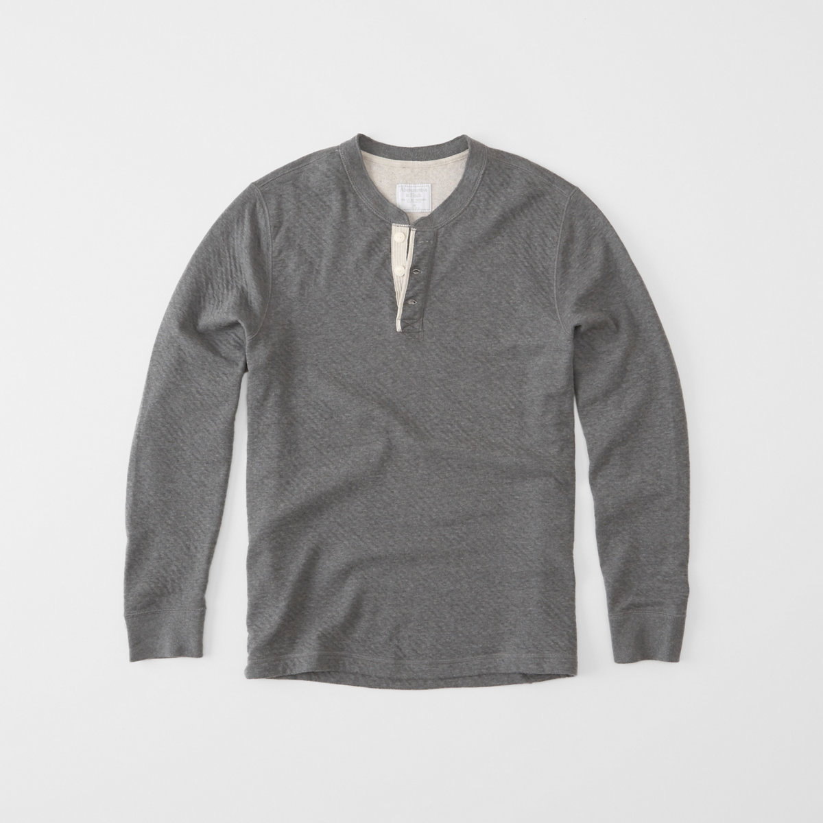 Long-Sleeve Lounge Henley