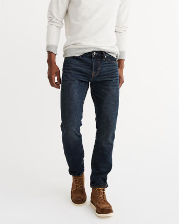 ANF Slim Straight Winter Jeans