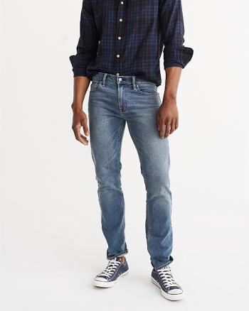ANF Slim Straight Performance Winter Jeans