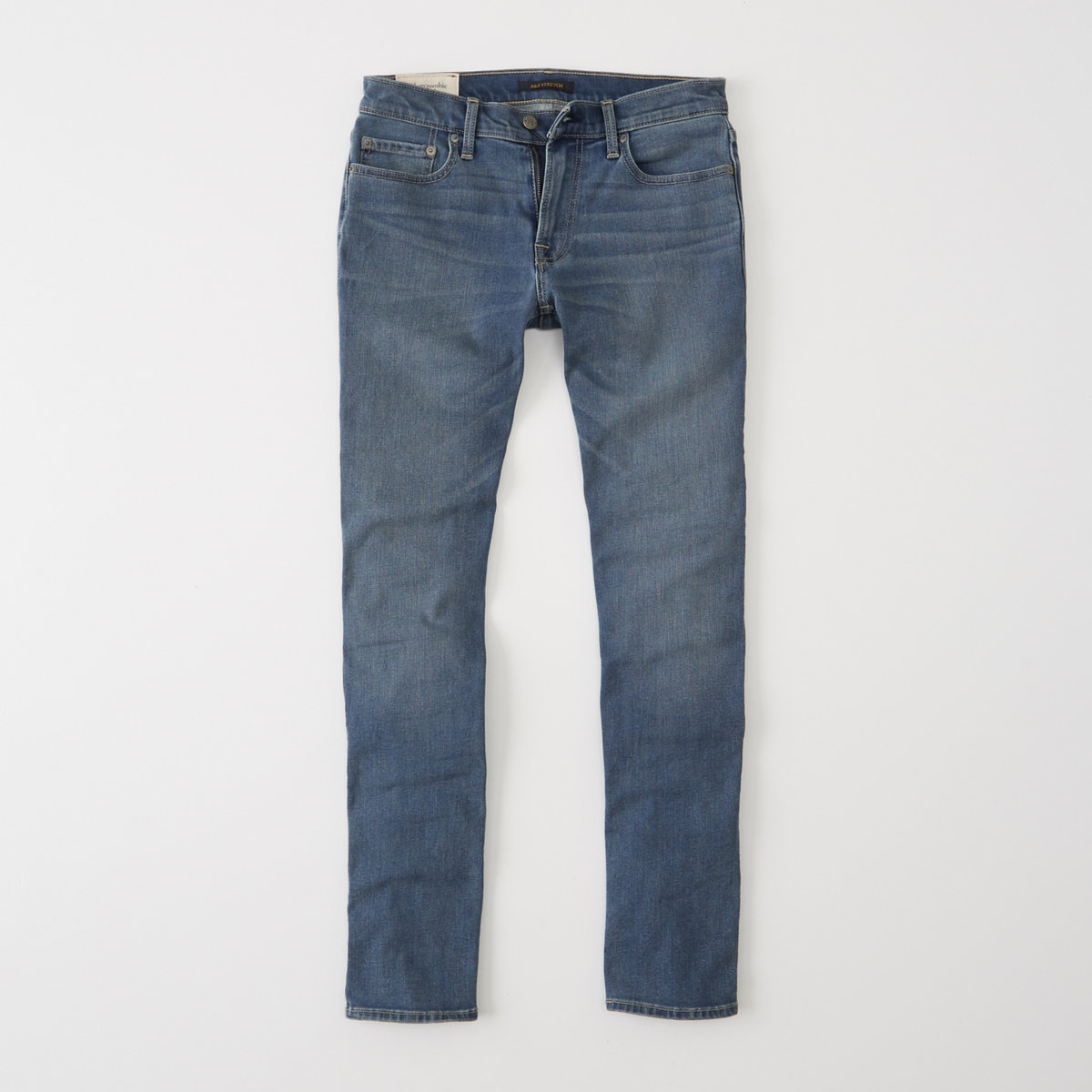 Slim Straight Winter Jeans
