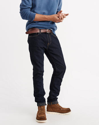 ANF Skinny Winter Jeans