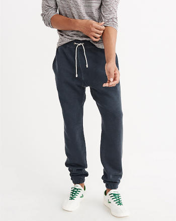 ANF Logo Cinch Sweatpants