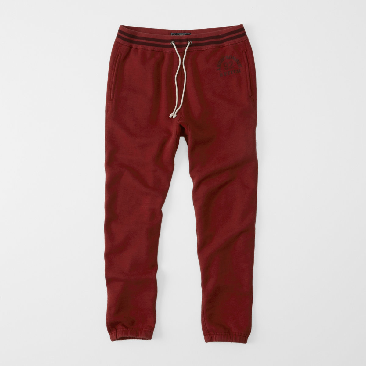 Logo Cinch Sweatpants