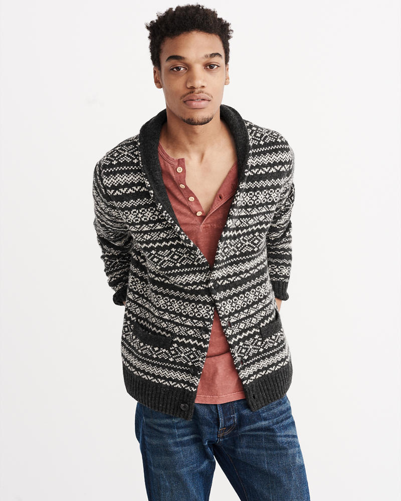 Image result for men's long shawl collar cardigan 2016