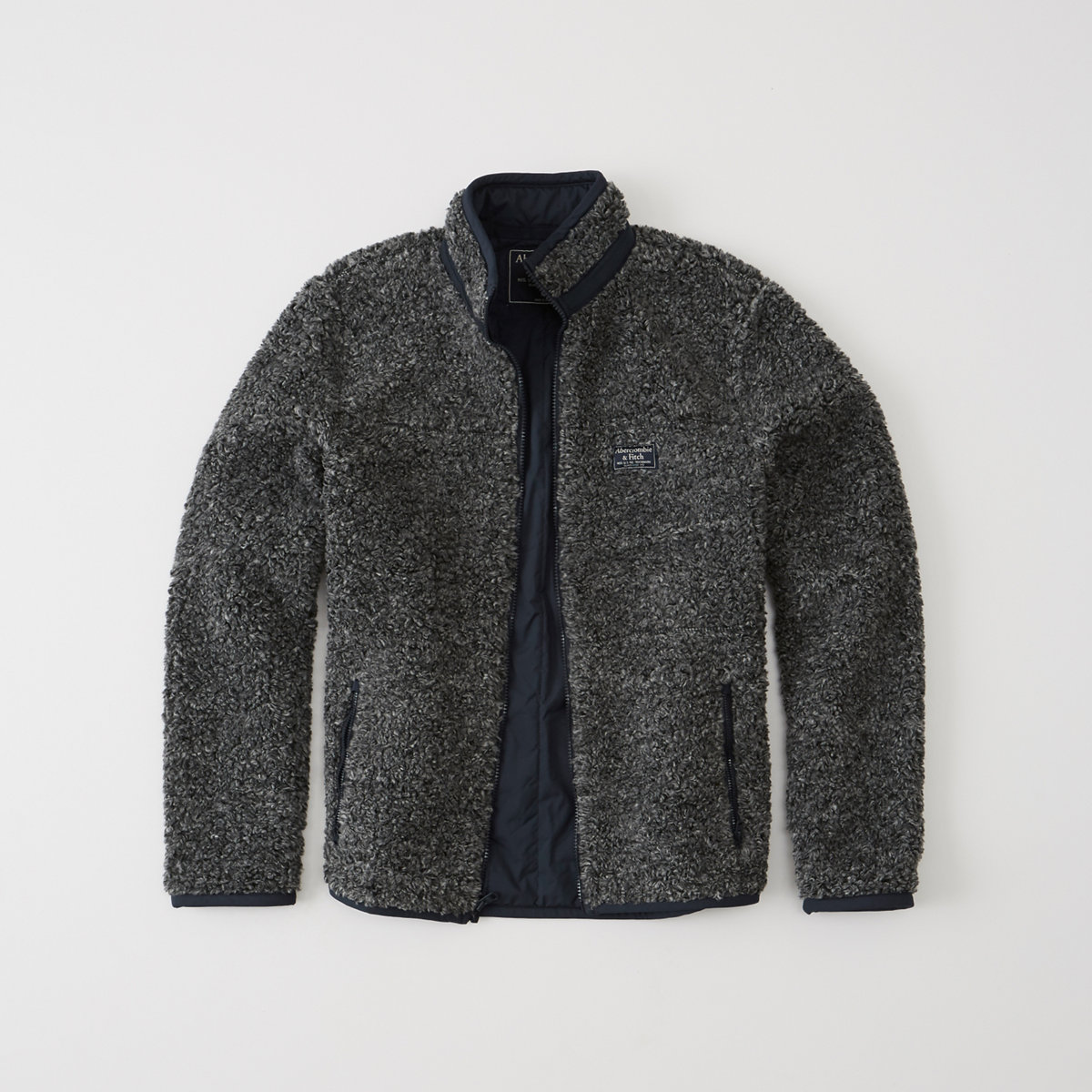 Sherpa Full-Zip Jacket