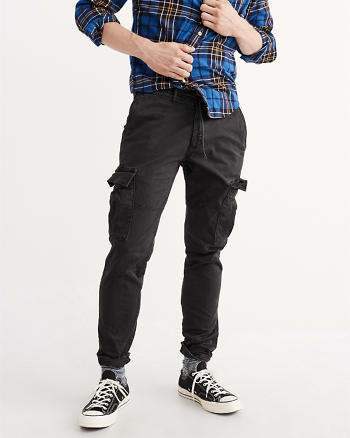 ANF Skinny Cargo Pants