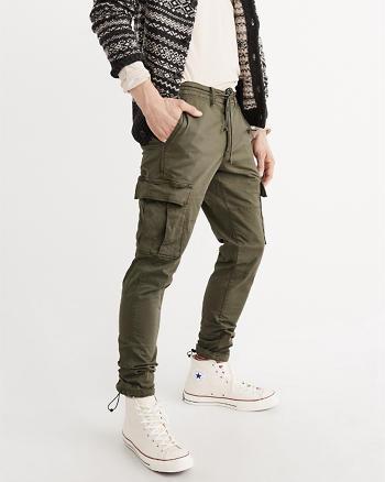 ANF Skinny Cargo Pants
