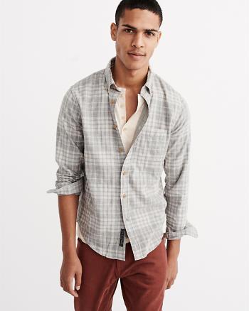 ANF Duofold Shirt