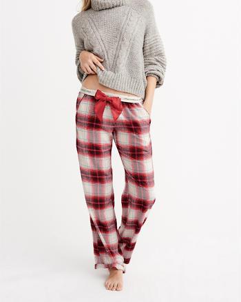 ANF Patterned Sleep Pants