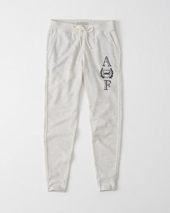 ANF Slouchy Joggers