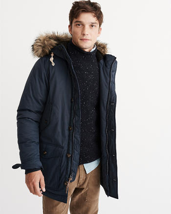 ANF Expedition Parka