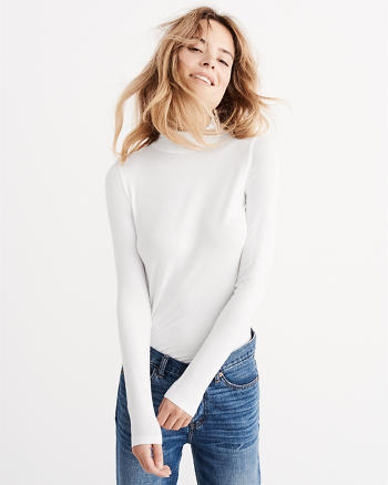 ANF Slim Turtleneck
