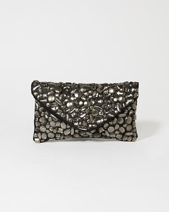ANF Embellished Party Clutch