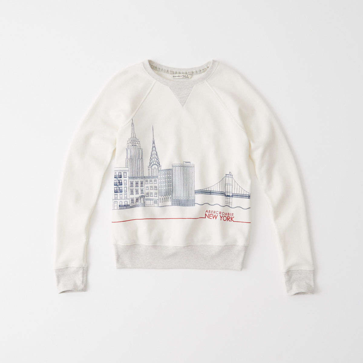 Graphic New York Sweatshirt
