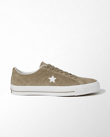 ANF Converse One Star Suede Sneakers
