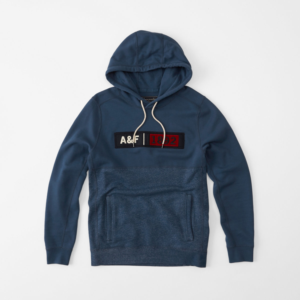 Graphic Fleece Hoodie